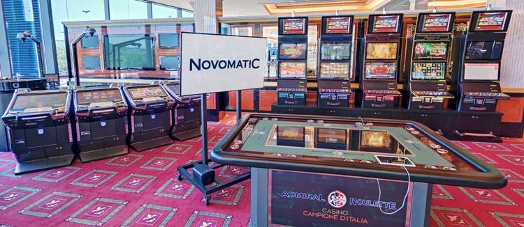 Платформы игр Новоматик