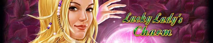 Главный персонаж в игровом автомате Lucky Ladys Charm