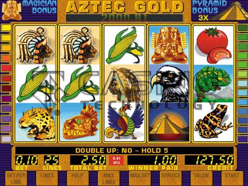 Aztec gold игровые автоматы онлайн