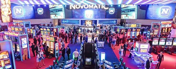 Выставка продукции Новоматика в 2020
