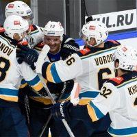 Хоккей. Прогноз на матч КХЛ Сочи против СКА 14 октября 2020